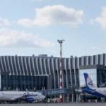 Экстренная посадка самолёта случилась в аэропорту Симферополя