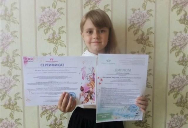 Девятилетняя циркачка со Ставрополья победила в международном конкурсе