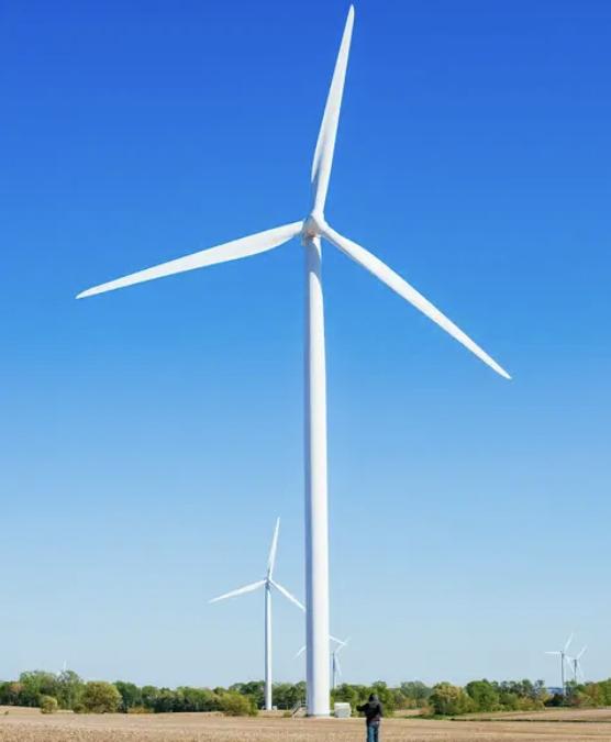 Третья ветроэлектростанция начала работу на Ставрополье