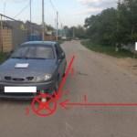 Ребенок попал под колеса автомобиля на Ставрополье