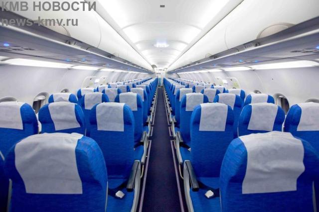 Пассажирка самолёта в Ставрополе обругала матом экипаж