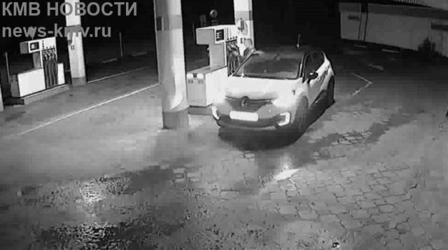 Автомобилист украл кран с колонки АЗС в Новоалександровске