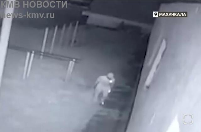 В Дагестане рецидивист украл из школы телевизор за 32 тыс.рублей