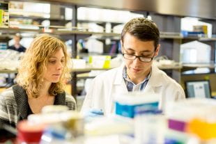 University of Washington researchers Kelly Stevens and Daniel Corbett