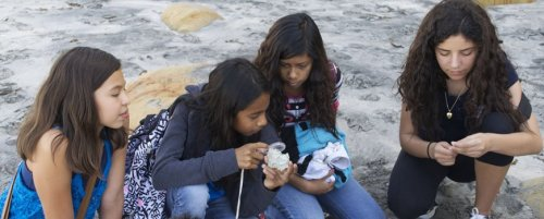 Next generation of ocean science explorers
