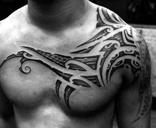 Jednostavne Tetovaže Na Ruci Muška Tetovaža Do Lakta