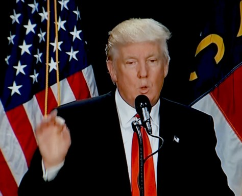 "Hillary for America campaign blasts Donald Trump's charade to ""soften"" stance on immigration, stating, ""as Trump attempts to distract from his bigotry and disguise his dangerous ideas, he and his own campaign have continued to reaffirm that the defining policy proposal of his candidacy remains the same as it's always been: forcibly remove 16 million people from this country."""