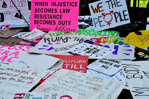 When injustice becomes law, resistance becomes duty© 2017 Karen Rubin/news-photos-features.com