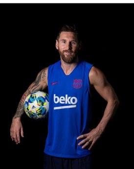 Messi capa