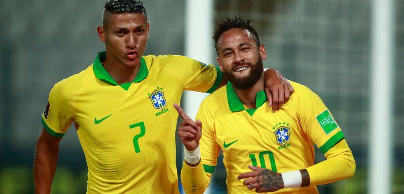 Neymar e Richarlison