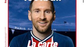 France Football Messi