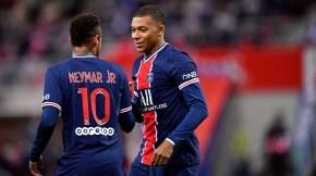 Neymar e Mbappe