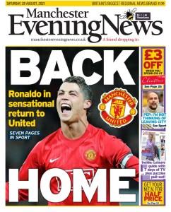 Foto: Reprodução/Manchester Evening News