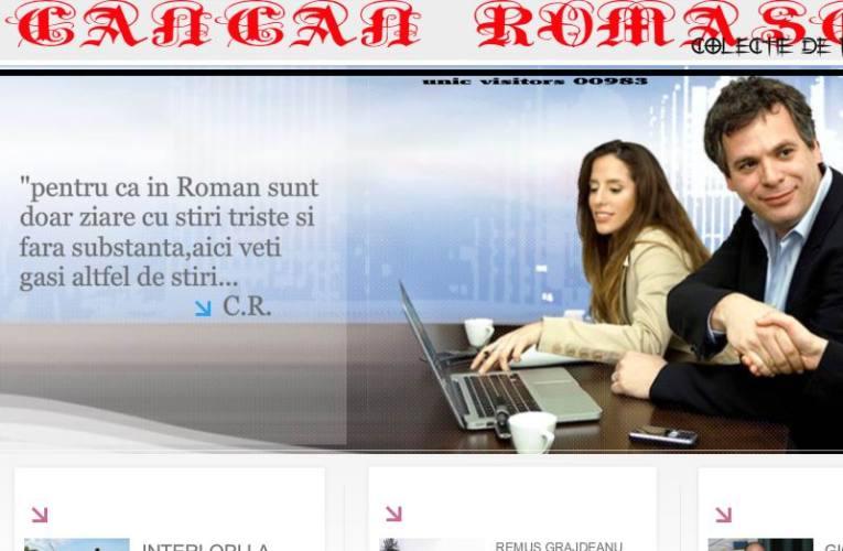 A apărut săptămânalul CanCan romașcan