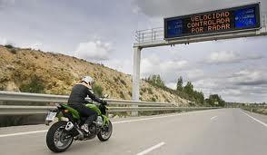 Conducea motoclicleta cu 163 km/h