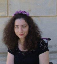 Alexandra Cristea, la Gala persoanelor cu dizabilități