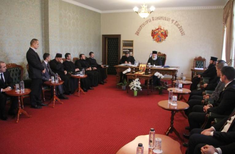 12 tineri au dat examenul de capacitate preoțească