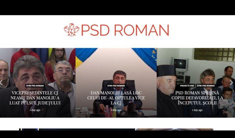 PSD Roman nu își promovează propriul candidat