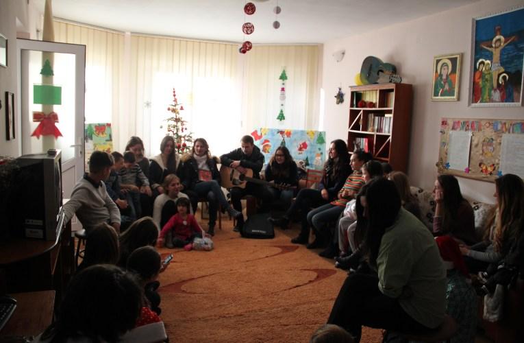 Spectacole de excepție oferite de copiii centrelor de plasament