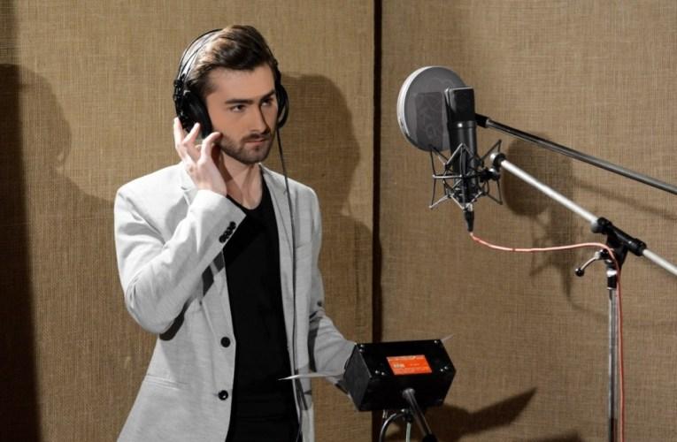 Romașcanul Cristian Prăjescu, în finala Eurovision! Haideți să-l votăm!