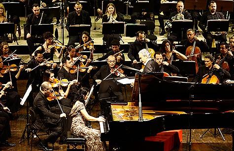 «Битва  при Галлиполи» — оркестровая премьера в Анталии