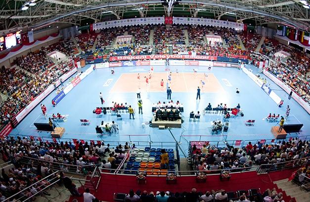 Матчи российских волейбольных клубов в Турции отменены