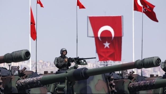 Ирак собирается атаковать турецкие танки