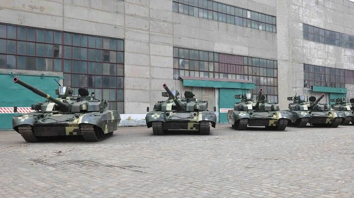 Турция и Украина совместно будут модернизировать танки