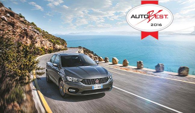 Турецкий автомобиль признан «Лучшим автомобилем 2016 года»