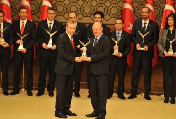 Казахстанский ученый удостоен высшей научной награды Турции