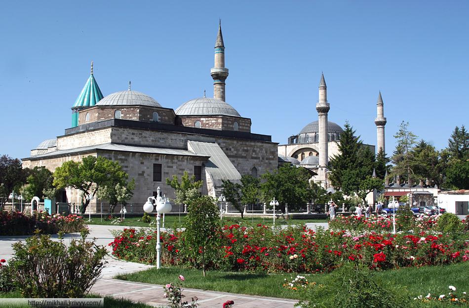 Турция в тройке стран исламского туризма