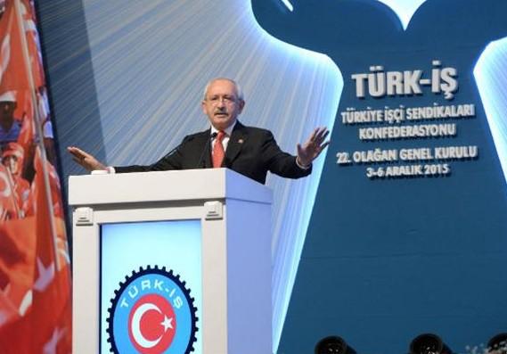 Оппозиция: Турция — не концлагерь