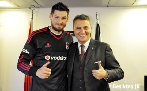 Бойко: «Хочу выучить турецкий язык»