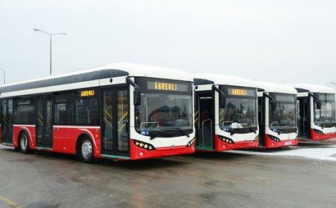В Турции запустят электрические городские автобусы