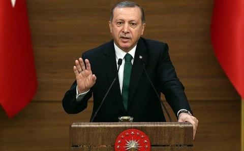Эрдоган назвал действия соцсетей «технофашизмом»