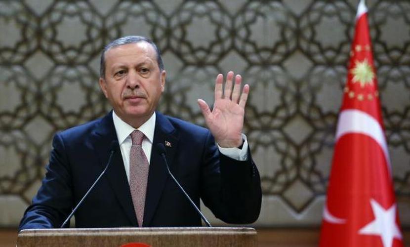 Президент Турции выразил соболезнования России и Бельгии