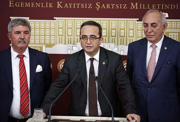 Депутаты СНР вышли из конституционной комиссии
