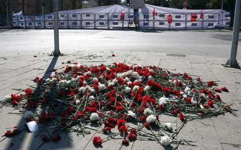 Количество жертв теракта в Анкаре возросло до 29