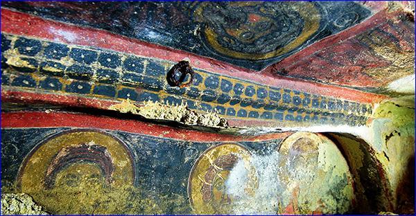 Древнейшая церковь обнаружена в Каппадокии