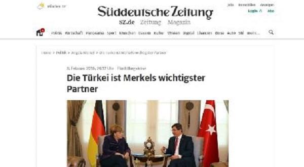 Турция — важнейший партнер Меркель