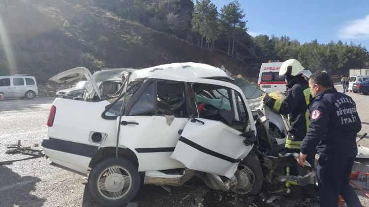 ДТП на трассе Анталья-Денизли унесло жизни 4 людей