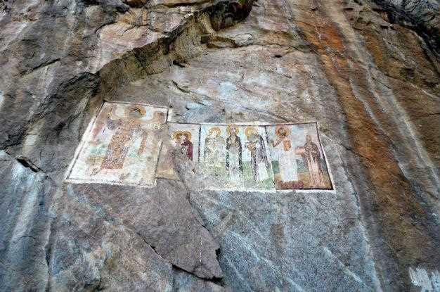В Мугле создадут парк вокруг древних фресок