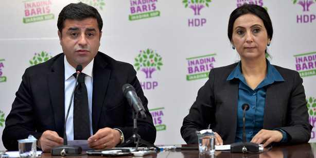 Депутатов прокурдской партии HDP хотят лишить иммунитета