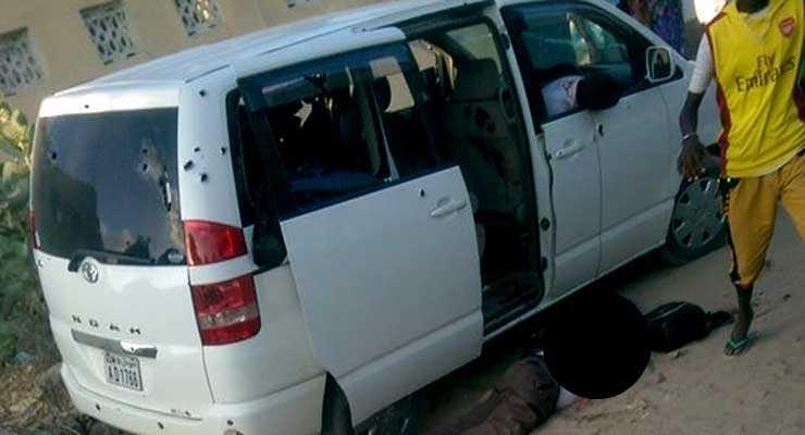 В Сомали расстреляли турецкий автобус: 6 погибших