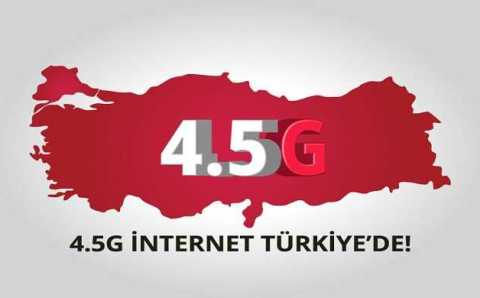 Сегодня Турция переходит на 4.5G
