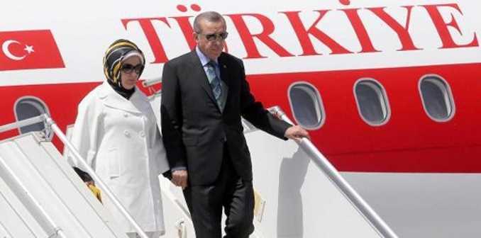 Визиты Эрдогана показывают главных зарубежных партнеров