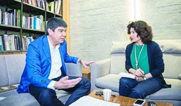 Мэр Анталии: «Экспо — наш спасательный жилет»