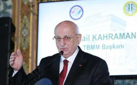 Спикер ВНСТ настаивает на «религиозной Конституции» Турции