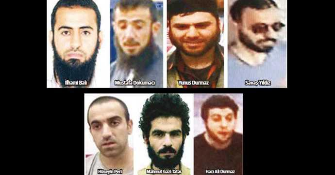 МВД: Награда в 42 млн лир за 23 члена ИГИЛ