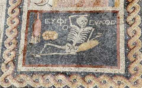 2400-летний «мем» был найден на юге Турции